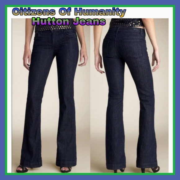 Citizens Of Humanity Denim - Citizens Of Humanity Jeans